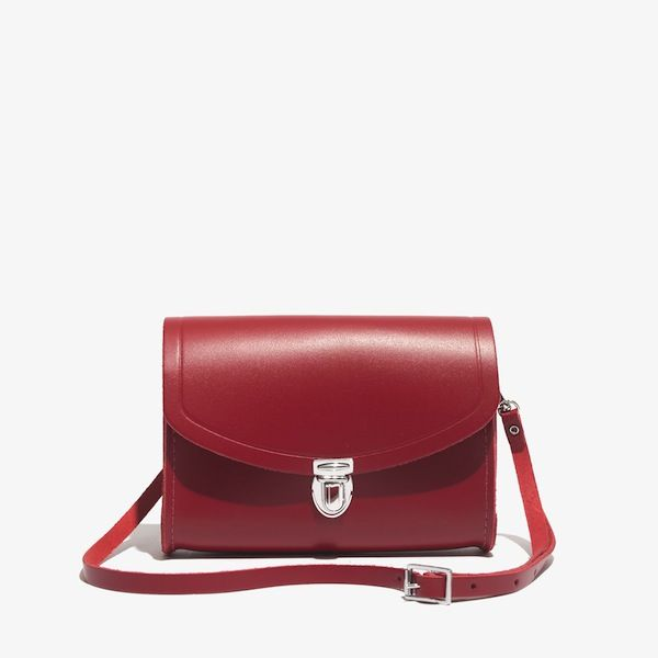 The Cambridge Satchel Company Medium Push Lock Crossbody Bag