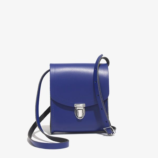 The Cambridge Satchel Company Mini Push Lock Crossbody Bag