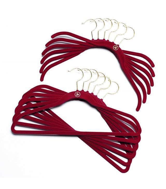 Joy Mangano Huggable Hangers Organize-It-All 60 Piece Set