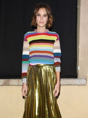 The 10 Best Dressed at Milan Fashion Week