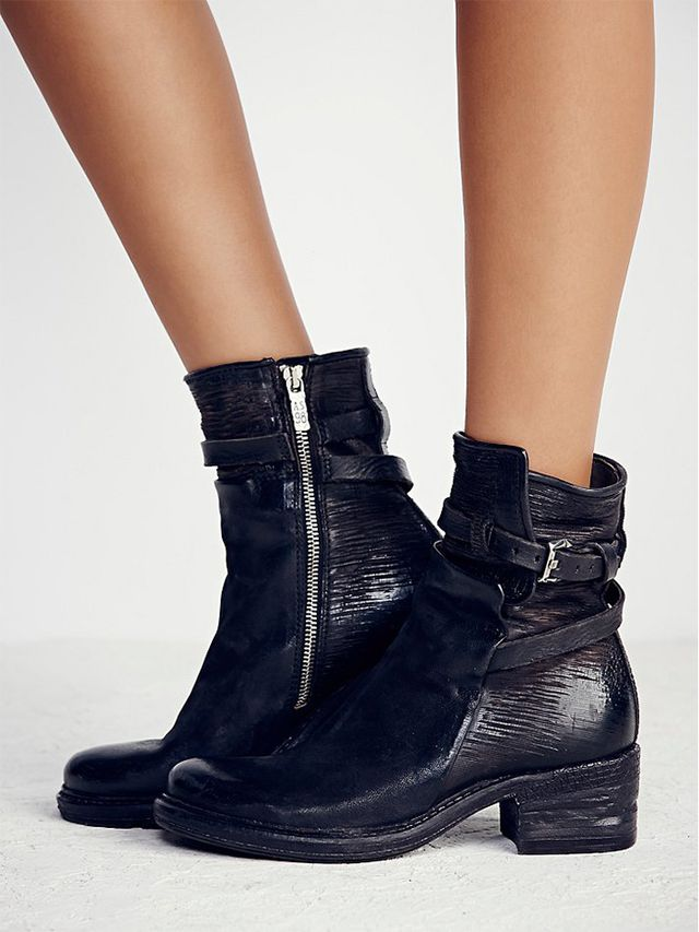 A.S.98 Netta Ankle Boots