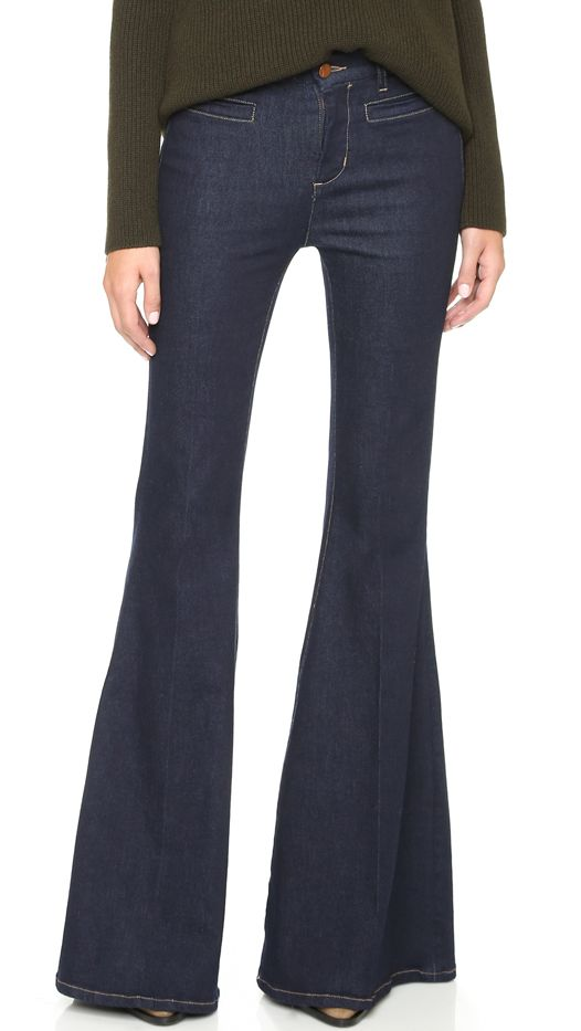 MiH The Principle Super Flare Jeans