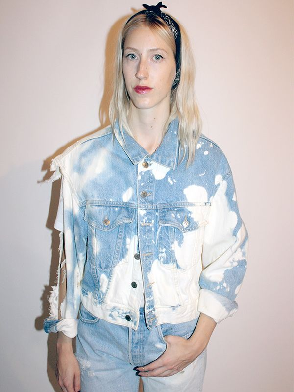 Lyz Olko Bleacher Jacket