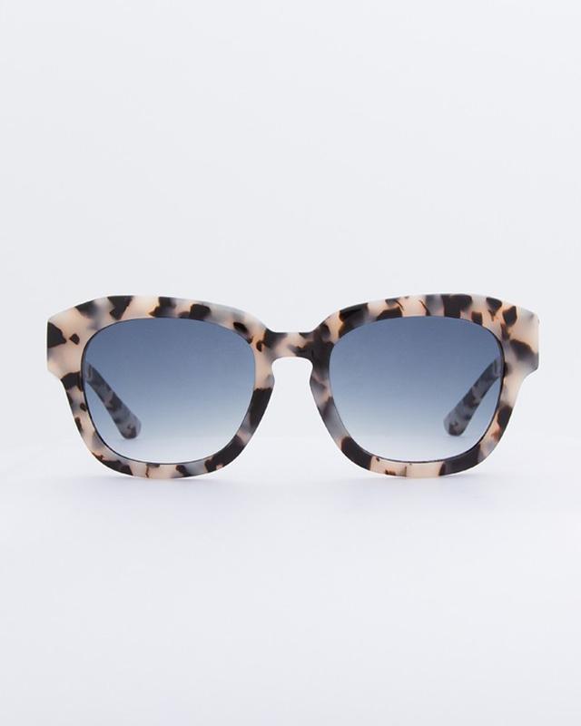 Sonix Akita Milk Tortoise Sunglasses