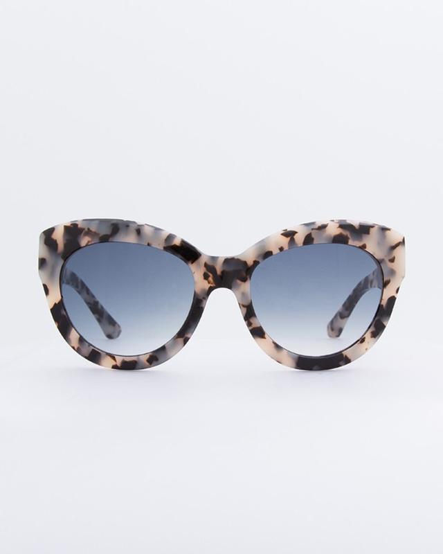 Sonix Bondi Milk Tortoise Sunglasses