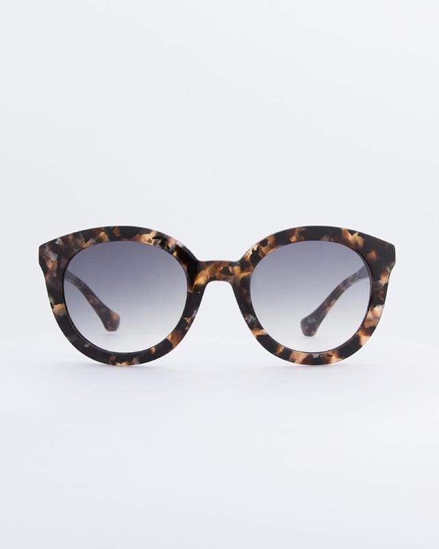 Sonix Holland Brown Tortoise Sunglasses