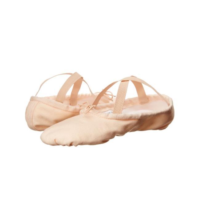 Sansha Pro 1 Canvas Ballet Slipper