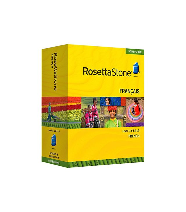 Rosetta Stone Learn French