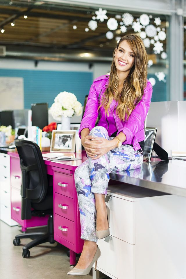 Jessica Alba | The Honest Company