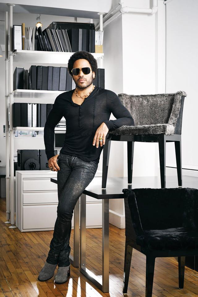 Lenny Kravitz | Kravitz Design