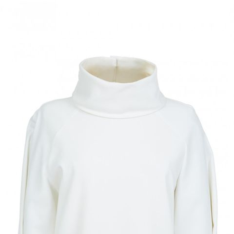 Agathe Cropped Sleeve Top