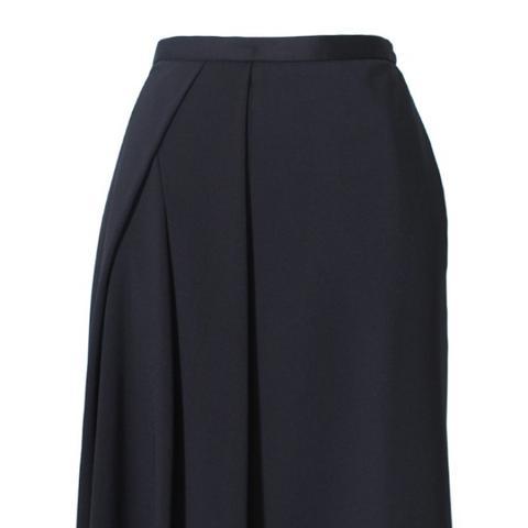 Jersey Drape Skirt