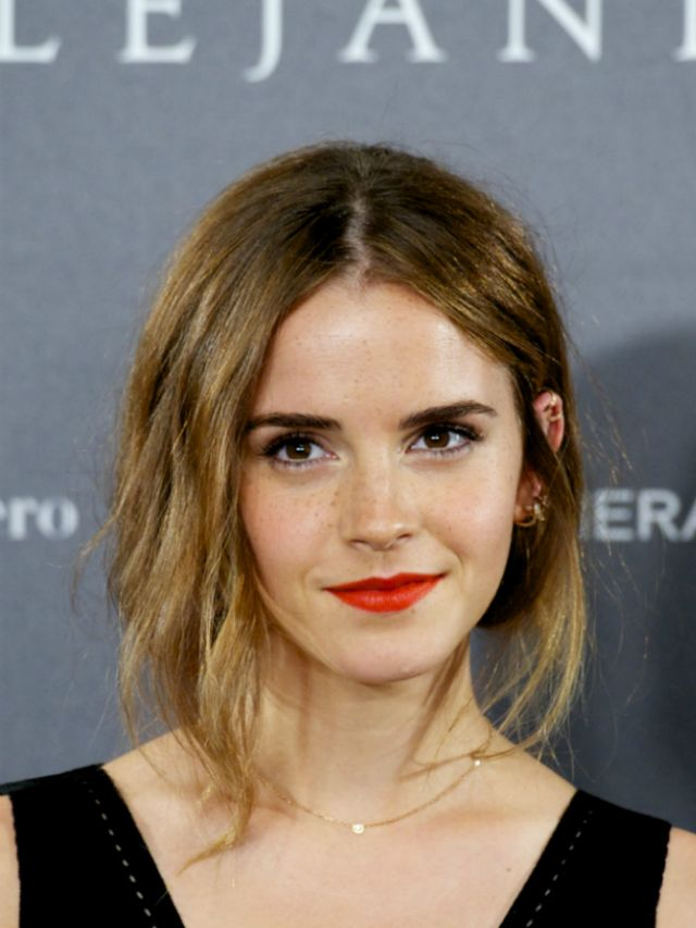 Emma Watson Opens Up About Sexism in Hollywood