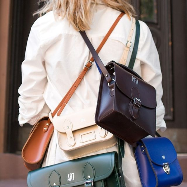 Shop Madewell's Cool New Collection With The Cambridge Satchel Company