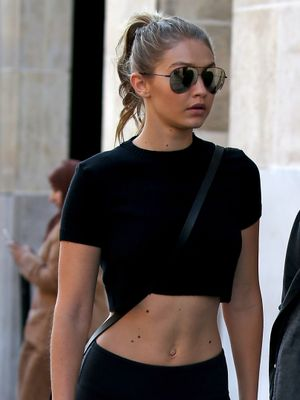 Gigi Hadid's Favorite Paris Fashion Week Top Is Only $50