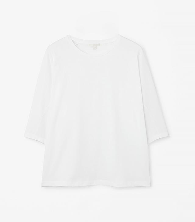 COS Round-Shoulder T-Shirt