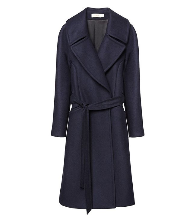 Cuyana Wool Coat