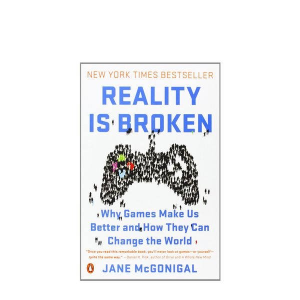 Jane McGonigal Reality Is Broken