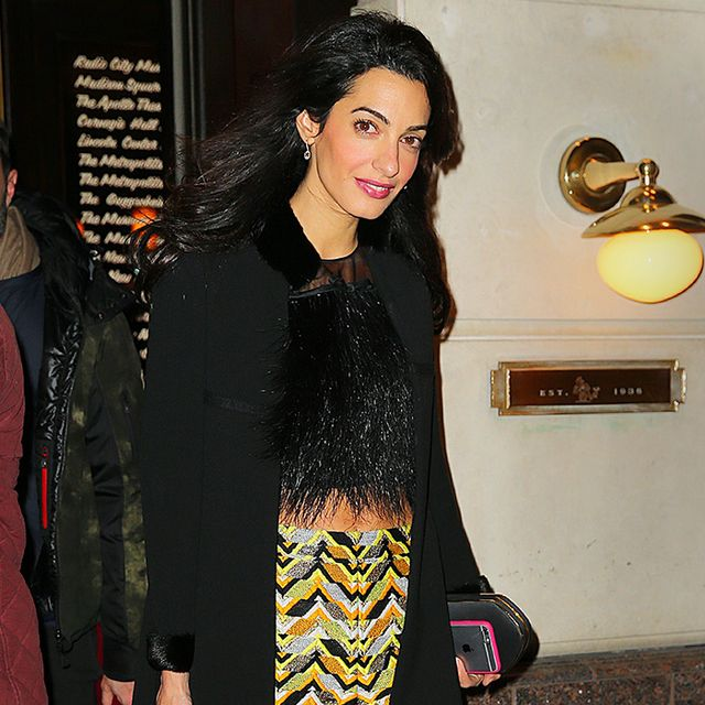The Going-Out Shoes Approved by Amal Clooney