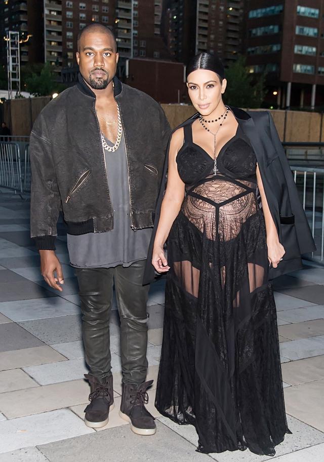Kim Kardashian: Kanye Is Responsible for My Style Evolution