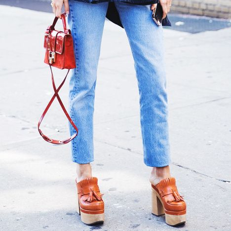Vogue Decrees That Clogs Are Officially In