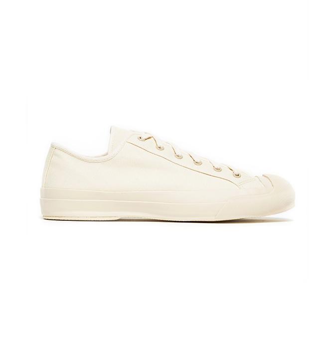 Baines Sneakers in Cream