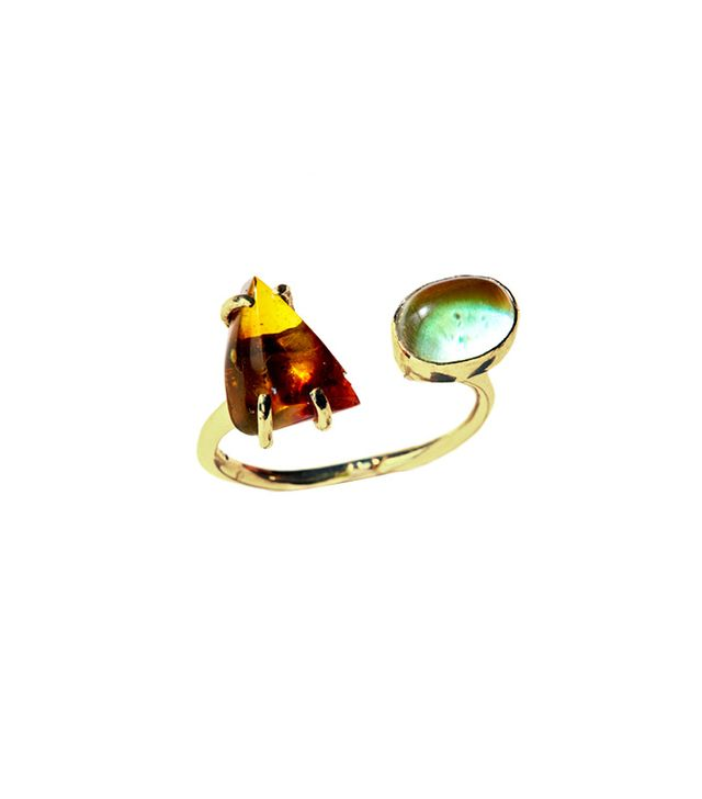 Olivia Kane Jewelry The Amber Double