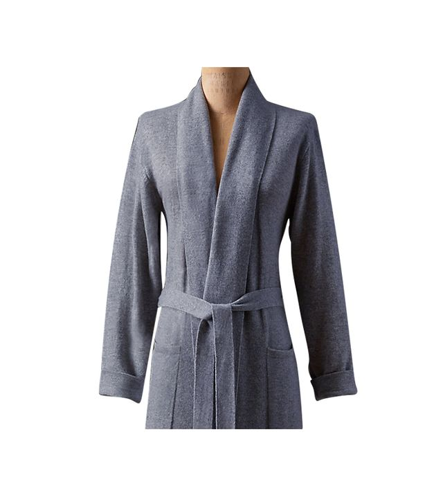 Restoration Hardware Cashmere Robe