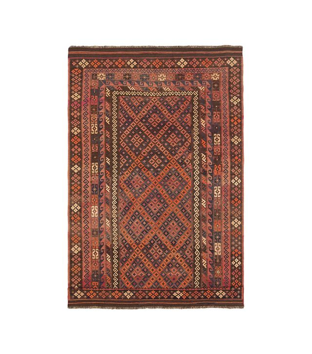eCarpet Gallery New Turkish Sivas-Style Copper Kilim