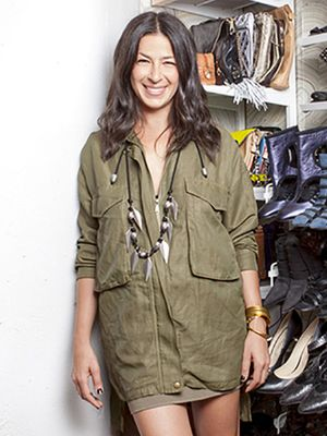 Rebecca Minkoff's Closet Is Every Girl's Dream