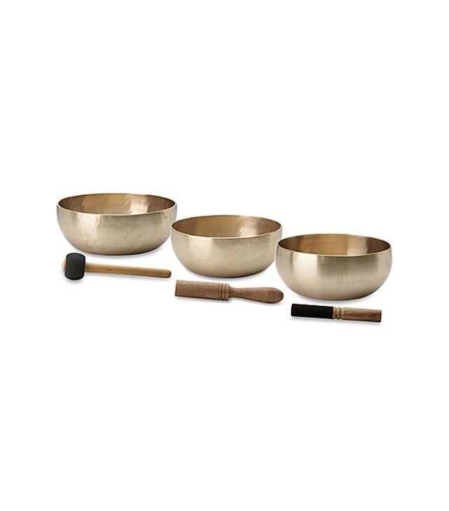 Donna Karan for Lenox Singing Bowls