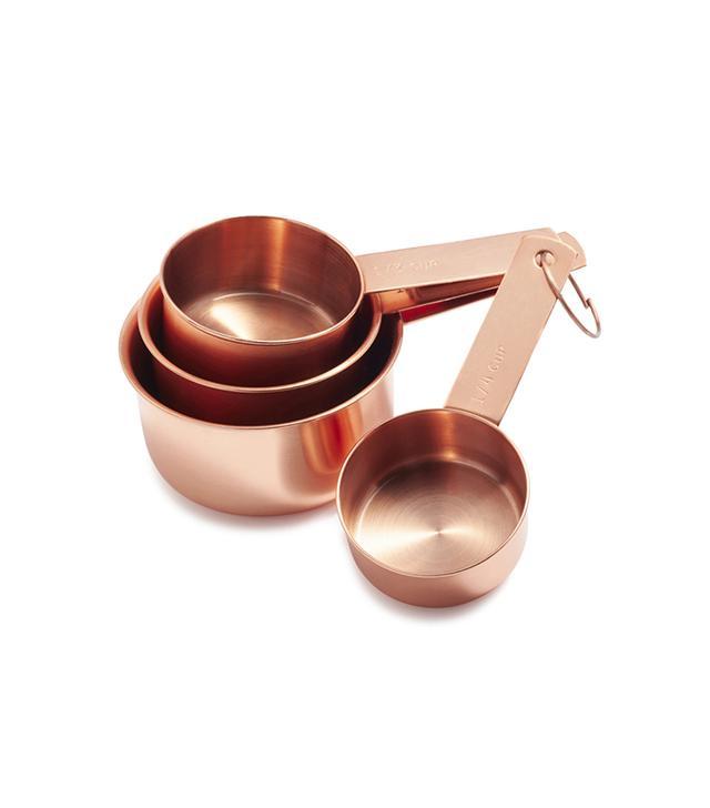 Sur la Table Copper Measuring Cups