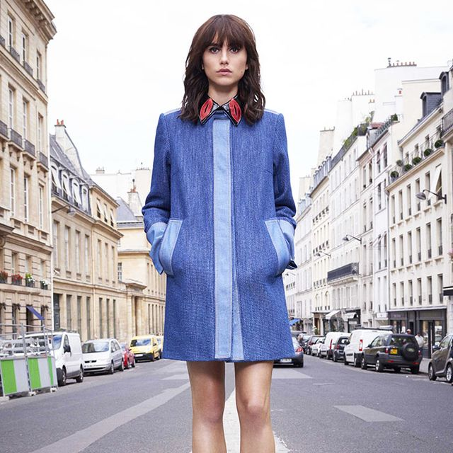 How to Master French-Girl Street Style
