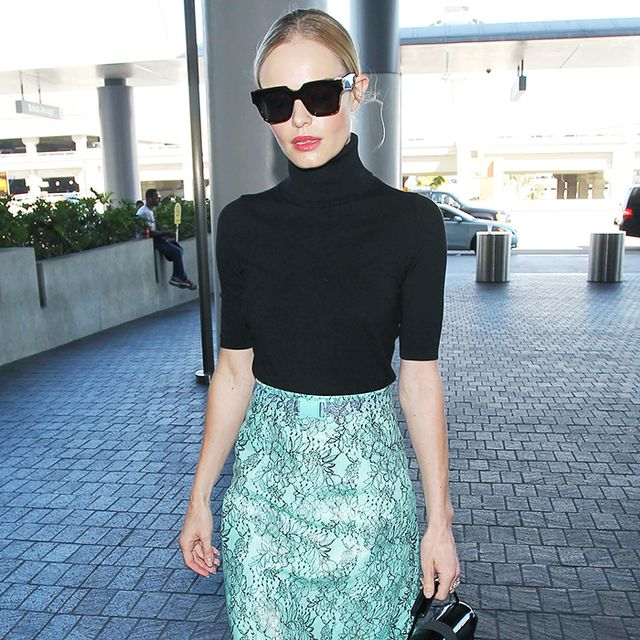 Kate Bosworth's Secret Airport Style Tricks