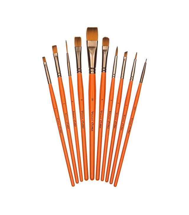 Vinci Citta Watercolor Paint Brush Set