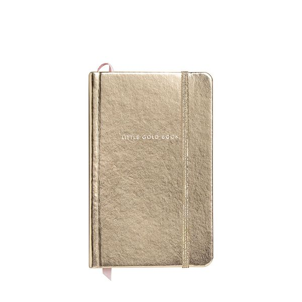 Kate Spade New York Little Gold Journal