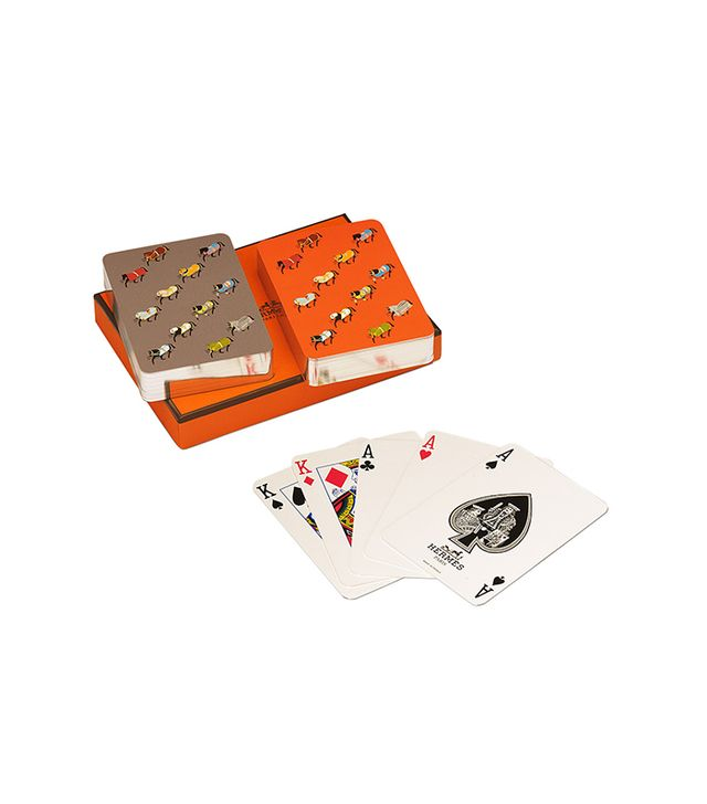 Hermès Poker Cards