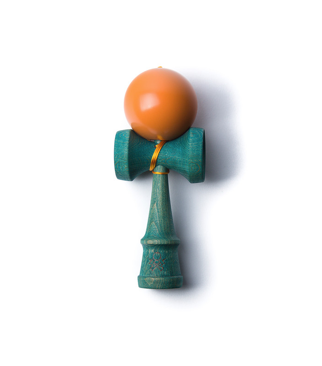Sweets Kendamas Teal Kendama
