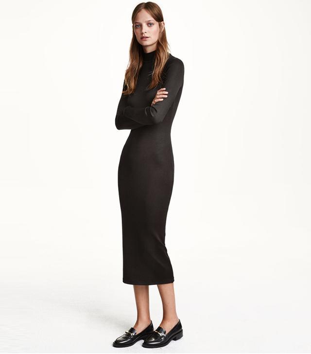 H&M Turtleneck Dress