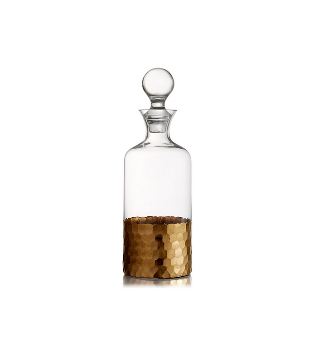 One Kings Lane Daphne Gold Decanter