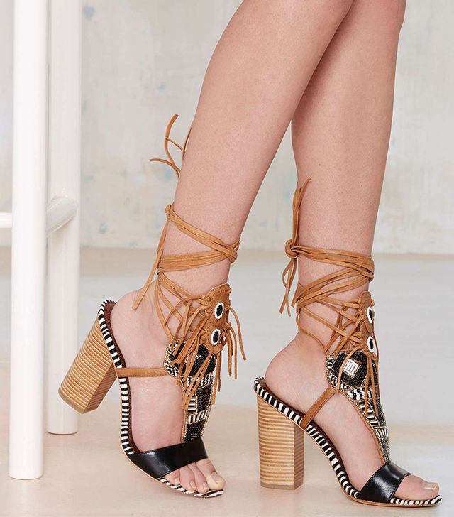Sam Edelman Yates Leather Sandals