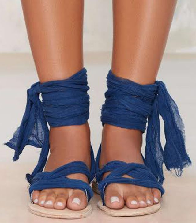 Brother Vellies Zanzibar Leather Sandals