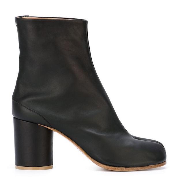 Maison Margiela Tabi-Shaped Ankle Boots
