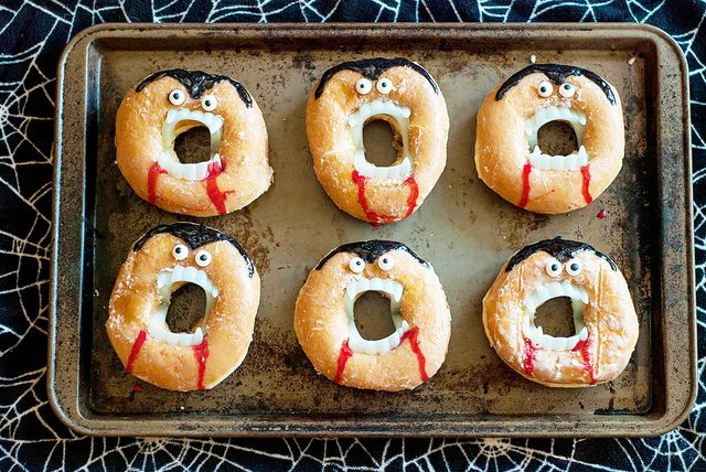 Vampire Doughnuts