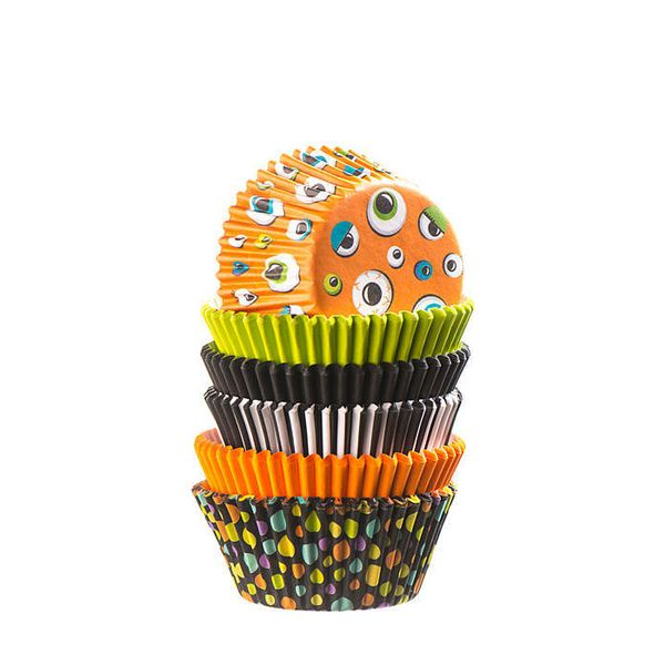 Shindigz Halloween Eyeballs Cupcake Wrappers