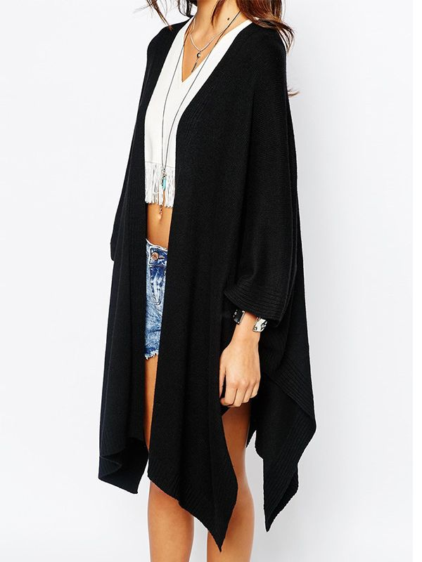 New Look Waterfall Front Cardigan