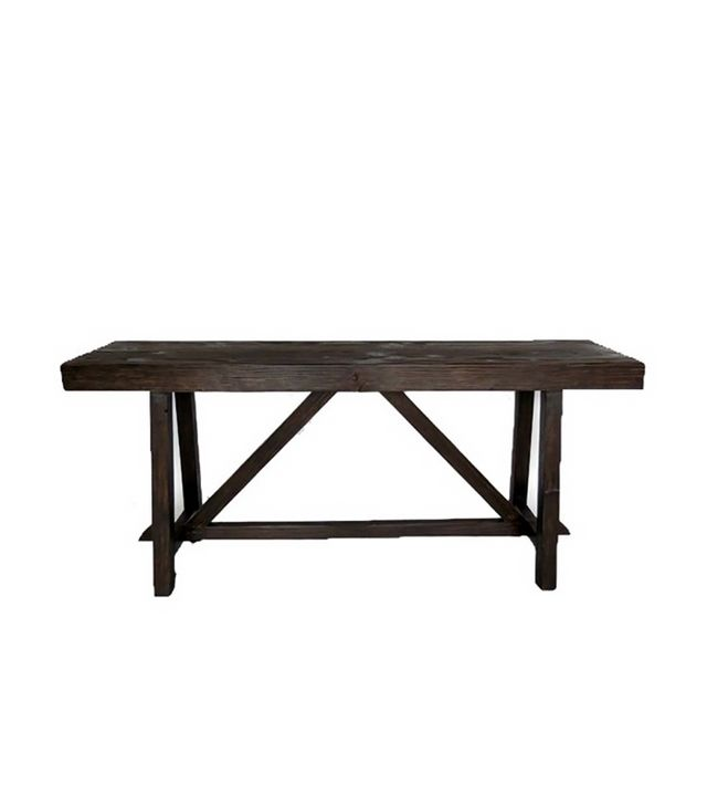 Dos Gallos Reclaimed Douglas Fir Console Table