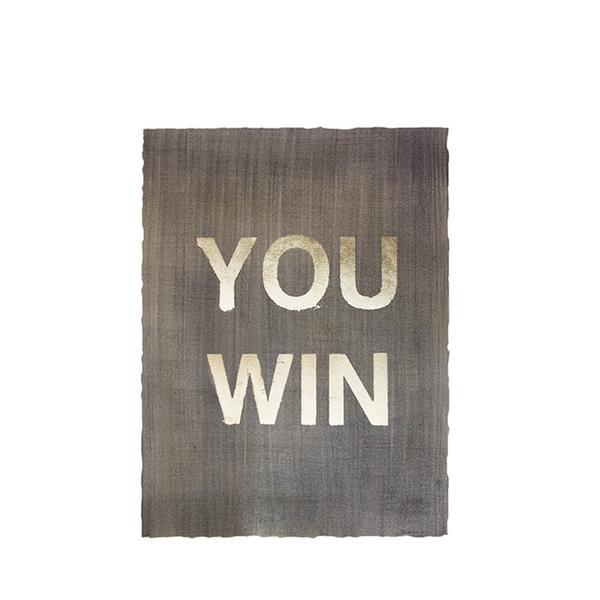"Robert Davis ""You Win"" Limited Edition Print"