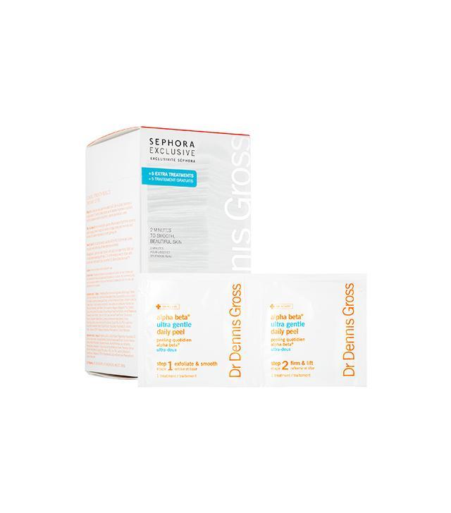Dr. Dennis Gross Skincare's Alpha Beta Ultra Gentle Daily Peel for Sensitive Skin