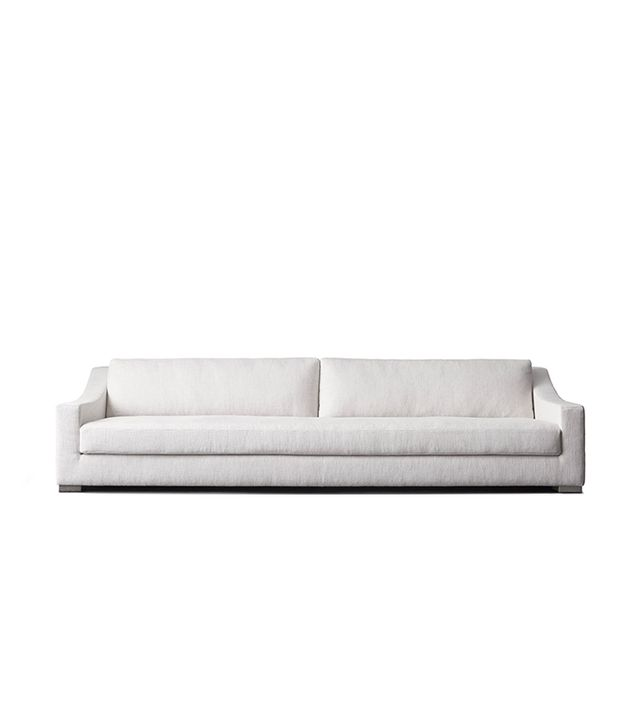 RH Modern Modena Slope Arm Fabric Sofa